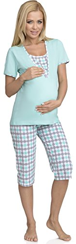 Be Mammy Stillpyjama Urlike Mint