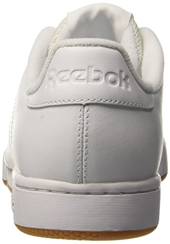 Reebok Npc Ii Tg, Sneakers Basses Homme Blanc Cassé (White/gum)