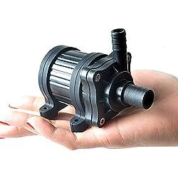 Pompes de Puisard Pompe à eau Sous Pression de Grande Taille Pompes à eau Portables de Puissance Pompes à eau d'aquarium DC40-2440 Pompe Submersible 24 volts