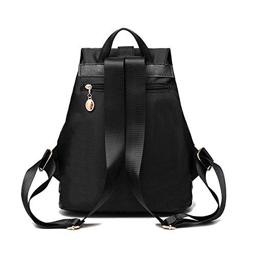 Mefly Onorevoli Borsa A Tracolla 2017 Nuovo Stile College Breeze Nero black