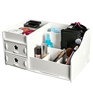 top max bo te de rangement pour maquillage avec tiroirs cuisine maison. Black Bedroom Furniture Sets. Home Design Ideas