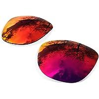 Sunglasses Restorer Lenti Polarizzate Ruby Red di Ricambio per Oakley  Frogskins 36e80e2211