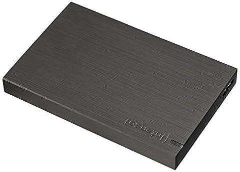 Intenso Memory Board externe Festplatte 1TB (6,4 cm (2,5 Zoll), 5400rpm, 8MB Cache, USB 3.0) anthrazit