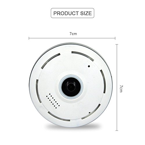 /Indoor Dome Kamera, ke-ec11-i6 Sicherheit Kamera System, Unterstützt 128 GB TF (Micro SD) Karte, 3D High-Definition Video, Screenshots, Sicherheit Kamera Wireless
