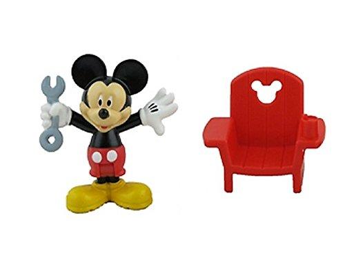 Fisher-Price Clubhouse Fix 'n Fun Garage, Ersatz für Micky Maus und roten Stuhl
