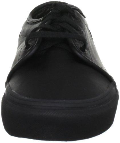 Vans  106 Vulcanized,  Scarpe da skateboard unisex adulto Nero (Nero (nero))