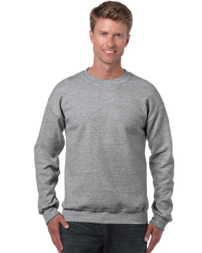 Sweatshirt Heavy Blend L,Sport Grey -