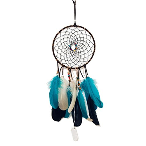 Trada Traumfänger, 2 Meter 20LED Beleuchtung Mädchen Raum Layout Wind Glocke Ornamente Schlafzimmer kleine Laternen Zimmer Glocke Schlafzimmer romantische dekorative Lichter (B) -