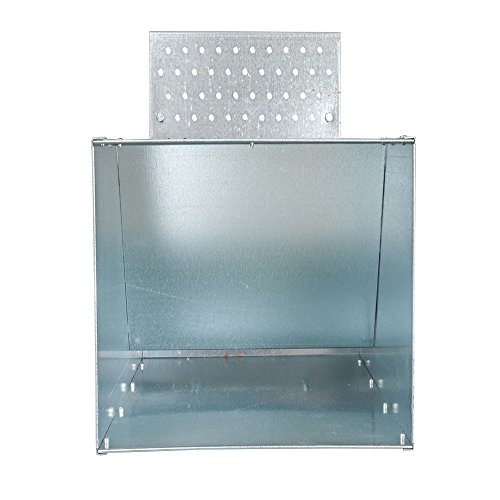 Futterautomat mit Trittklappe 10 kg - 3
