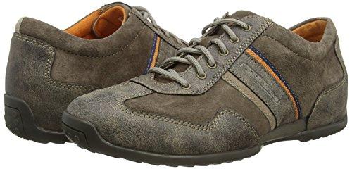 camel active Space 24 Herren Sneakers Braun (peat 01)