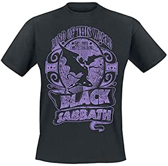 Black Sabbath Lord Of This World T-Shirt black S