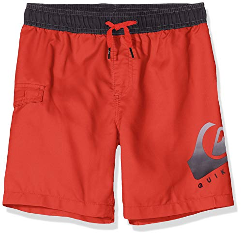 Quiksilver Critical Shorts, Niños, High Risk Red, M