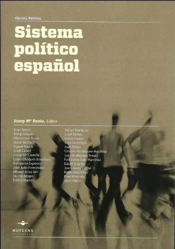 Sistema político español (Ciencia Política)