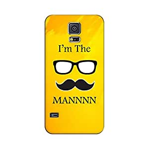 Samsung Galaxy S5 Mobile Phone Cases and Back Covers Custom Printed Designer Series by Mangomask®
