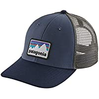 Patagonia Shop Sticker Patch Lopro Trucker Casquette de