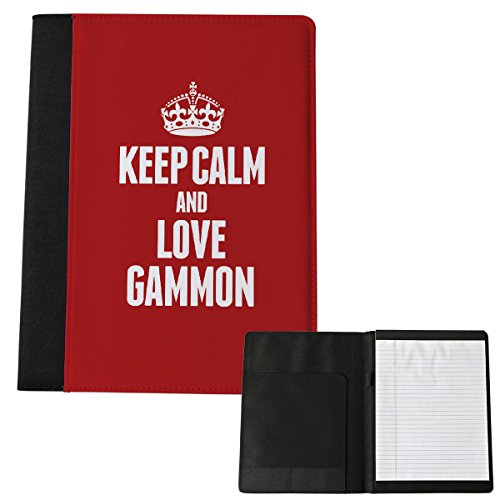 red-keep-calm-and-love-gammon-large-notepad-1109