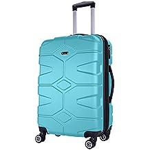 SHAIK Serie RAZZER Maletas De Viaje Candado TSA 50/80/120 Capacidad De litros
