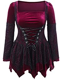 7dd1f53ce52 Amazon.co.uk: RoseGal - Tops, T-Shirts & Blouses / Women: Clothing