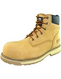 Timberland Pro UK 9tradicional trabajo botas de seguridad–Trigo