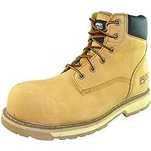 Timberland Pro UK 11tradicional trabajo botas de seguridad–Trigo