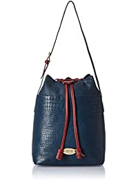 Hidesign ECOM Exclusive Women's Handbag (Midnight Blue)
