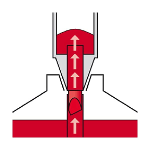 Faber-Castell 158421 – Recambio para marcador de pizarra blanca GRIP, color rosso