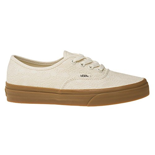 VANS Authentic Donna Sneaker Bianco Bianco