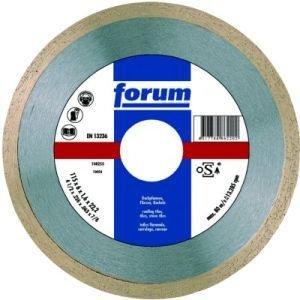 Preisvergleich Produktbild Forum Diamit-Trennscheibe Gesintert, 150 x 25,4 x 2,2 mm, 4317784892018