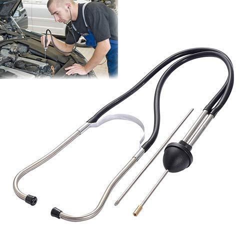 Mustbe Strong Car Stethoscope, Automotive Engine Diagnostic Sensitive Hearing Tool Tester für den mechanischen Einsatz auf Autos, LKW, Motorräder