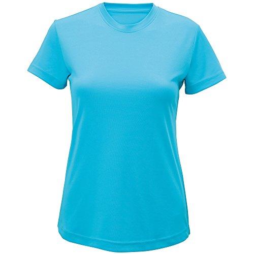 Tri Dri - T-Shirt sport - Femme Turquoise