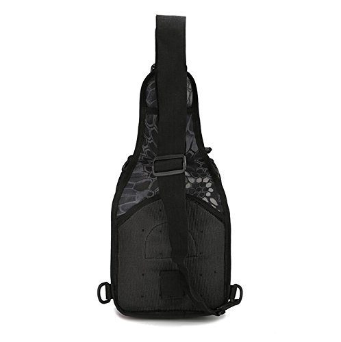 9980c4a5902c0 ... Männer LF F backpack Militärfans Tarnung kleine Brusttasche  Reitschultertasche taktische Brusttasche Outdoor Bergsteigen tragbare Tasche  Campingrucksack ...