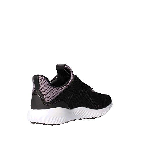 adidas alphabounce J Black/White BB7095 Black/White