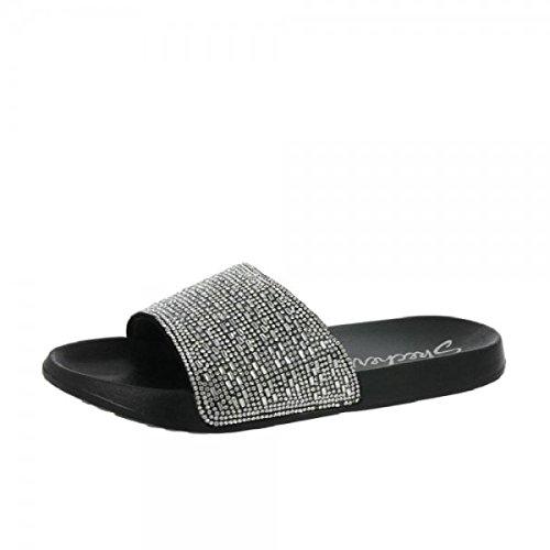 Skechers Women's 2nd Take-Summer Chic Slide Sandal