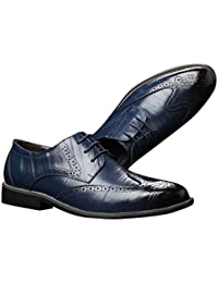 it Mocassini Scarpe eleganti uomo Amazon Blu uomo scarpe da RXZwUxqd