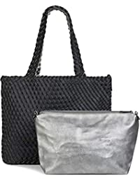 39e17d0b1575b Suchergebnis auf Amazon.de für  Geflochtene Tasche  Koffer ...