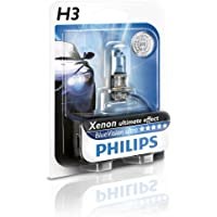 Philips 12336BVUB1 - H3 BlueVisionUltra Blister B1, 12V, 55W
