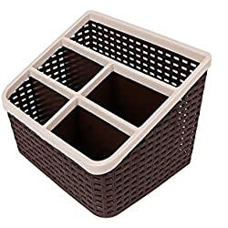 Absales Kitchen Utensils Storage Basket boxes organizer container bin for Storing And Office product Storage