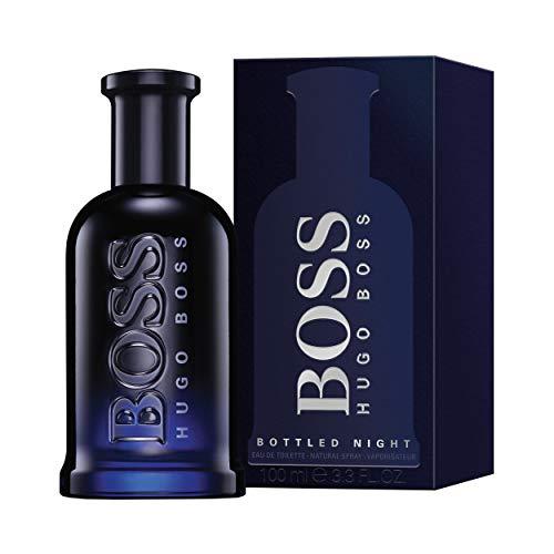 Hugo Boss Boss Bottled Night, Eau de Toilette Spray, 1er Pack (1 x 100 ml)