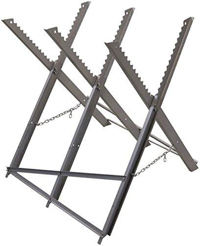 Metall Sägebock Holzschneidebock