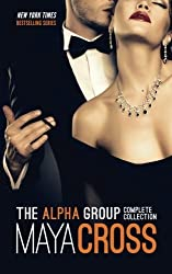 The Alpha Group (Complete Collection) by Maya Cross (2013-09-04)
