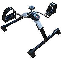 Pedaliera elettrica per riabilitazione braccia e gambe