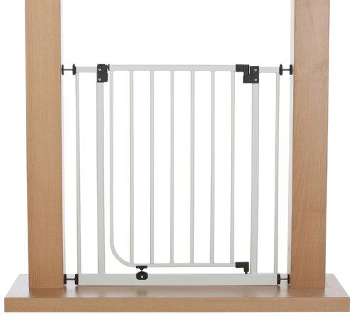 Original IMPAG® Treppen und Tür-Schutzgitter EASY STEP® | 62 cm - 212 cm | sicherheitsgeprüft nach EN 1930:2011 - 2