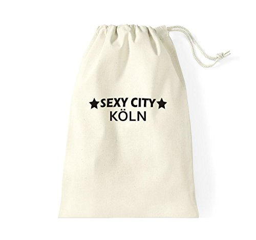 Borsa Da Ginnastica In Coccodrillo Sexy City Cologne La Tua Borsa Gymsack Cult Bag Nature
