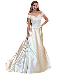 870fde25bc64 Abito da sposa sartoriale alta moda made in Italy (Mod. A 42 )Abiti