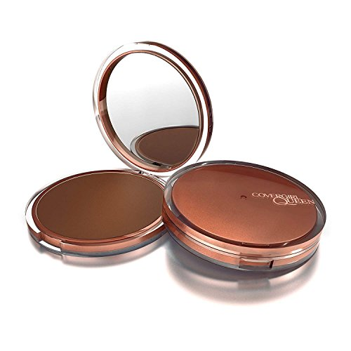 CoverGirl Queen Collection Natural Hue Mineral Bronzer ebony bronze 120, 0.39 Ounce Pan by COVERGIRL - Cover Girl Bronzer