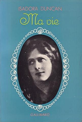 Ma vie. Traduit de l'anglais par Jean Allary [1928].
