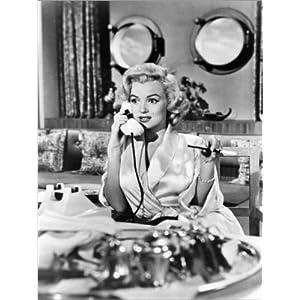 Posterlounge Acrylglasbild 30 x 40 cm: Blondinen bevorzugt von Everett Collection – Wandbild, Acryl Glasbild, Druck auf Acryl Glas Bild