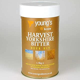 Youngs Harvest Yorkshire Bitter by Aardvark Homebrew
