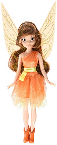 Disney Fairies - TinkerBell und die Legende vom Nimmerbiest - (27cm) Fawn Puppe [UK Import]