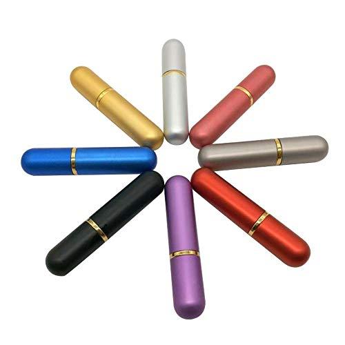 AOLVO Inhalador Nasal Aluminio aceites Esenciales